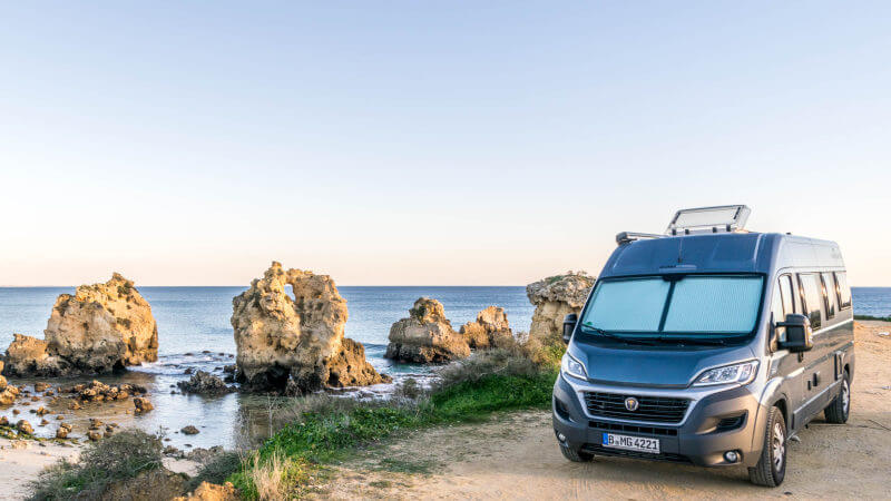 Mit dem Camper in Portugal Movingroovin