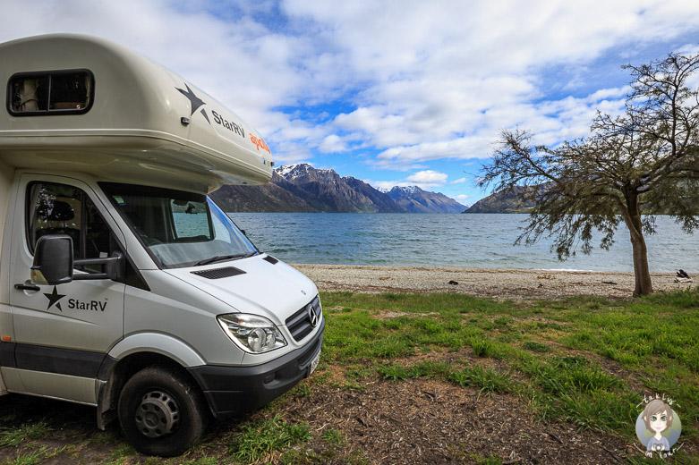 Lake Wakatipu Restarea