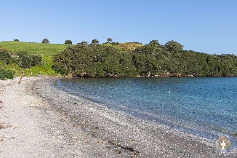 Anzac Bay, Neuseeland