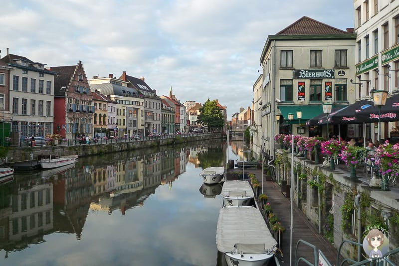 Camping in Europa in Belgien