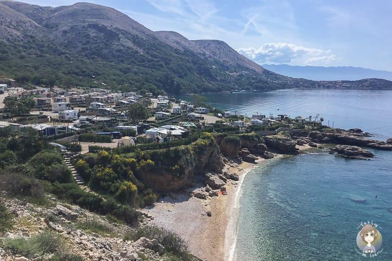 Camping Europa in Kroatien