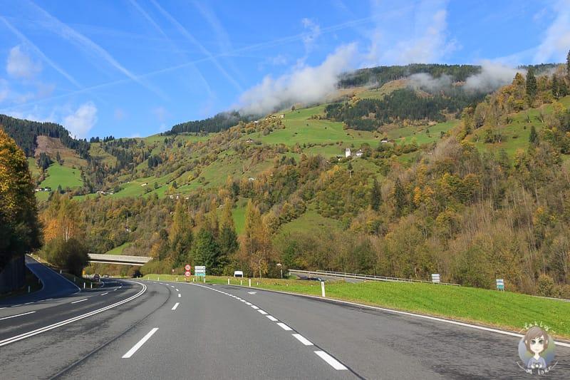 Camping in Europa in Österreich