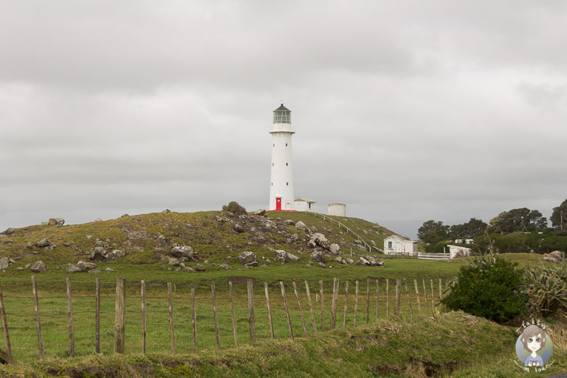 Cape Egmont Lighthouse, Neuseeland