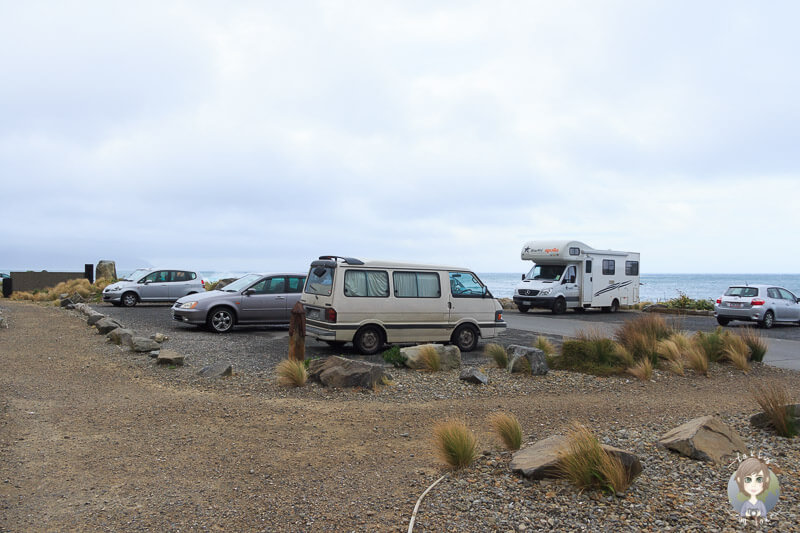Freedom Camping im Te Kopahou Reserve