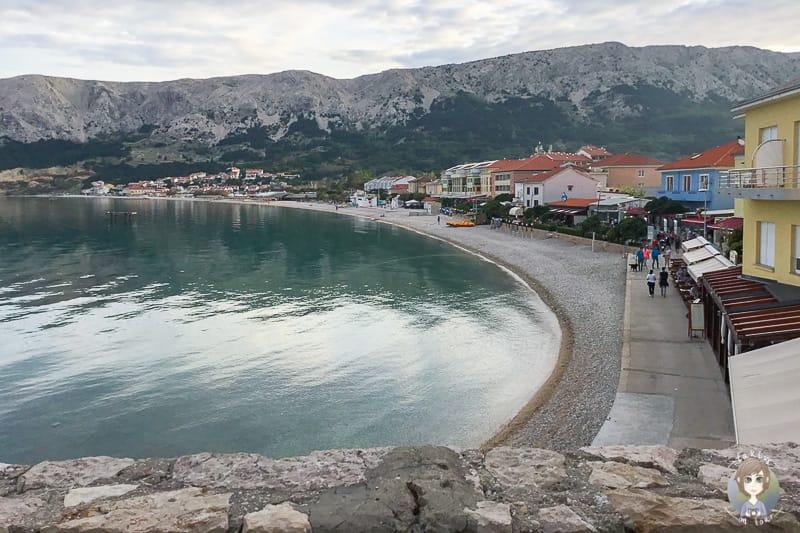 Kroatien Urlaub beim Camping in Europa