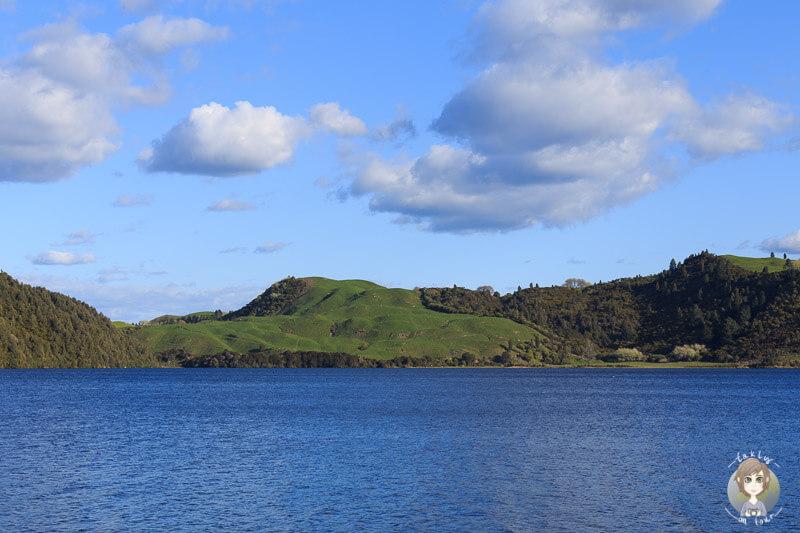 Lake Okareka, Neuseeland