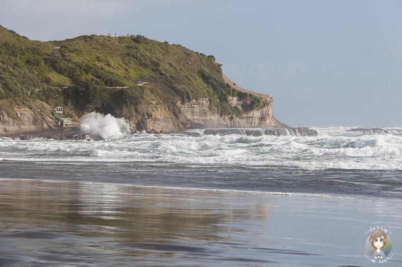 Muriwai Beach, Auckland Region, Neuseeland