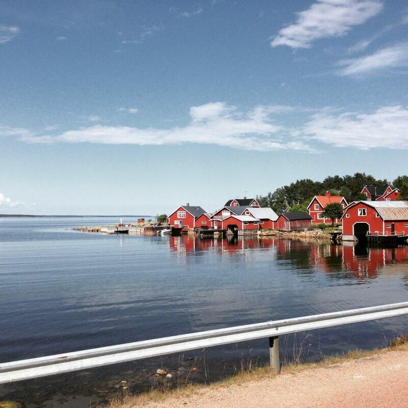 Camping in Schweden mit IsasWomo