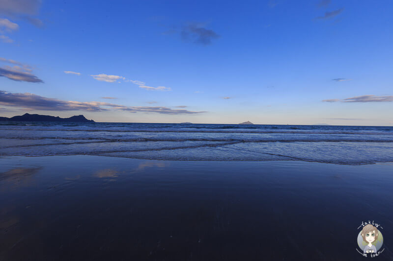 Uretiti Beach, Neuseeland