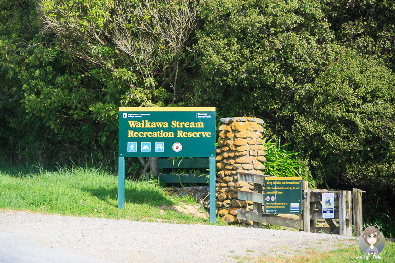 Waikawa Stream Recreation Reserve
