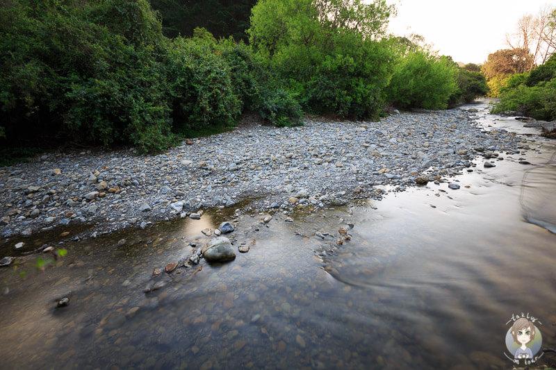 Waikawa Stream in Neuseeland