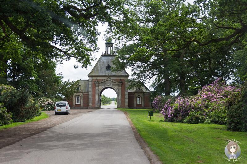 Ausfahrt Knuthenborg Safaripark