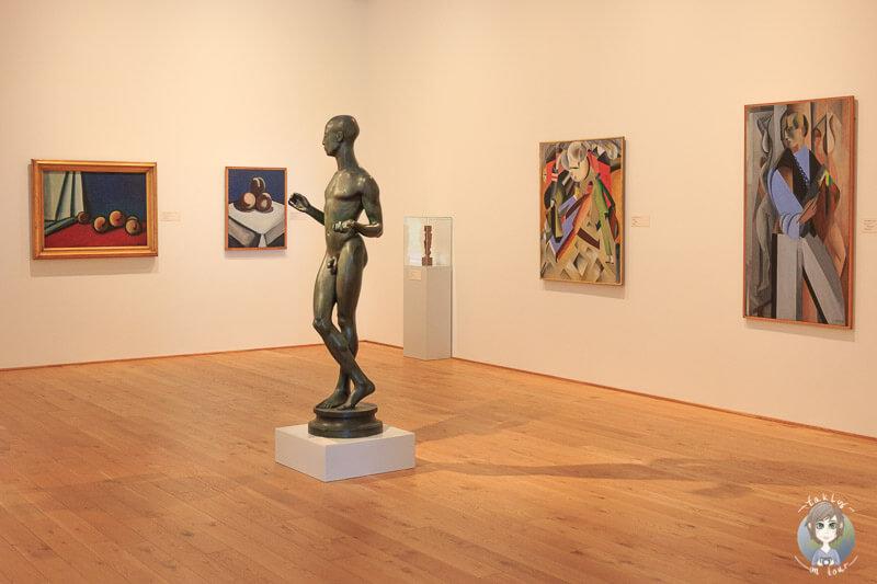 Die Kunstausstellung im Fuglsang Museum