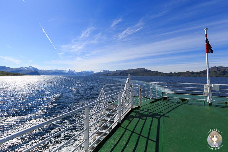 Reiseguide Fähren in Norwegen