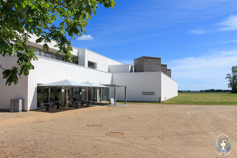Das sehenswerte Fuglsang Kunstmuseum in Lolland