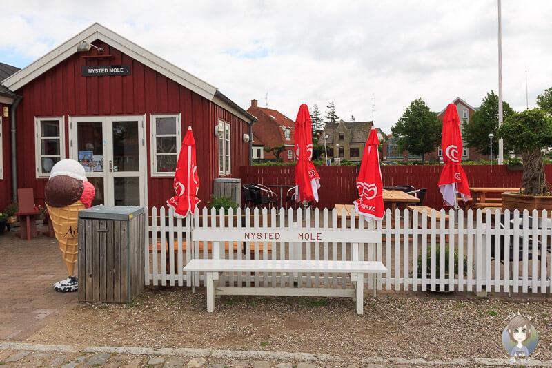 Nysted Mole in Dänemark