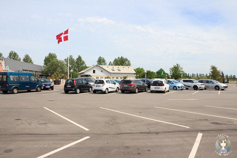 Parken am Lalandia in Dänemark