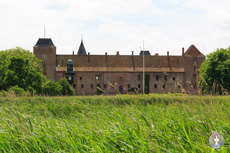 Schloss Aalholm in Nysted