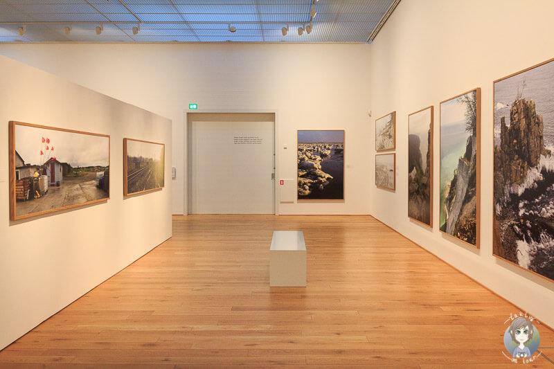 Sonderausstellung im Fuglsang Kunstmuseum 2017