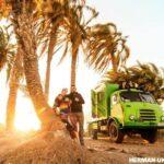 Wildcamping Interview mit Herman-unterwegs