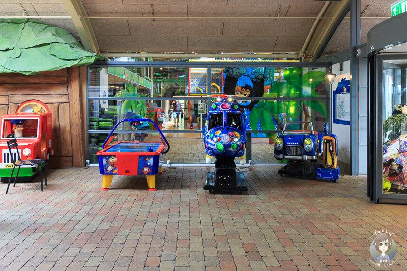 Spieleparadies für Kinder im Lalandia