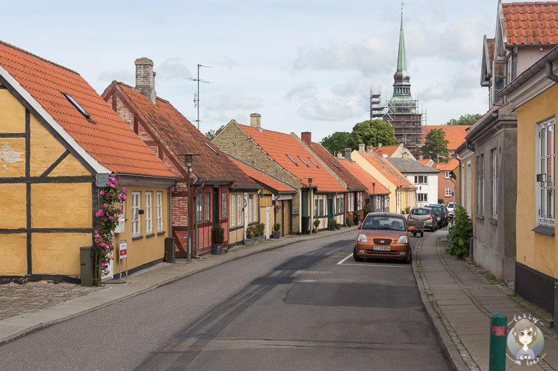 Unser Abschied von Nysted, Dänemark