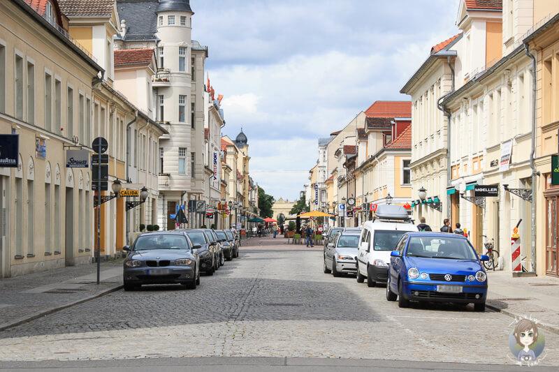 Innenstadt von Potsdam