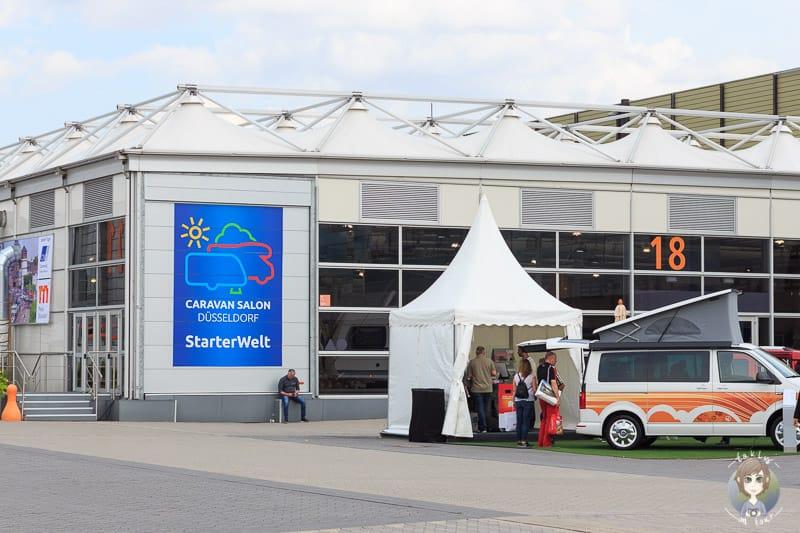 Starterwelt auf dem CARAVAN SALON Düsseldorf