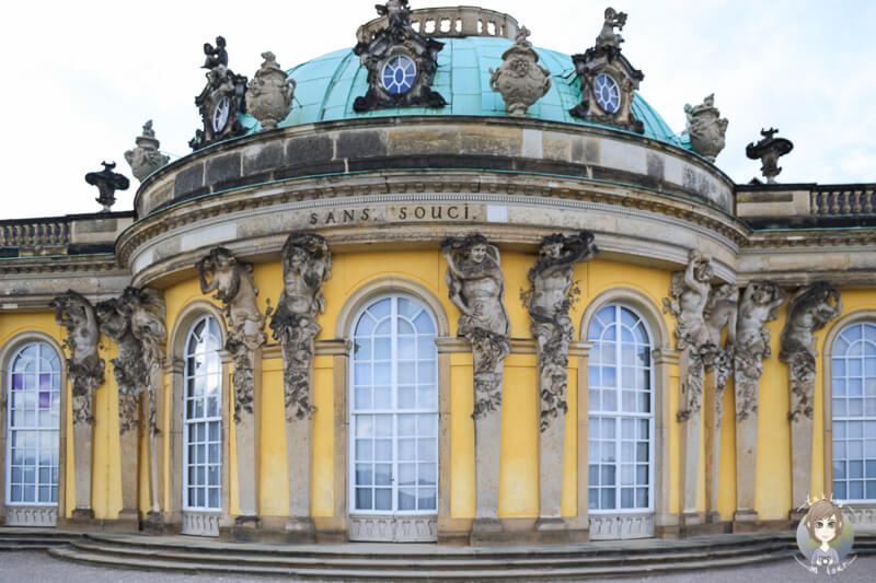 Sightseeing in Potsdam