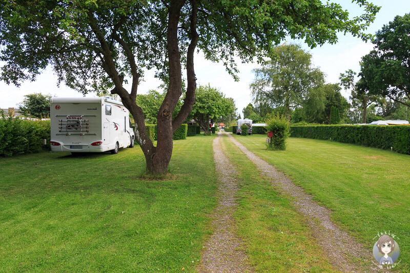 Guldborg Camping in Dänemark