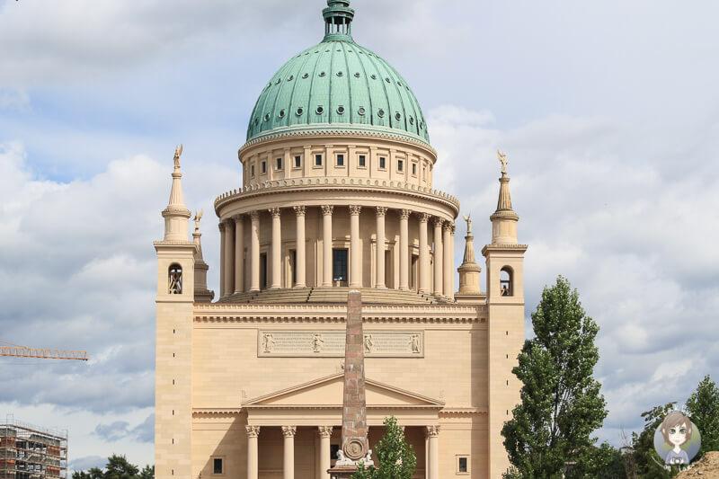 Nikolaikirche in Potsdam