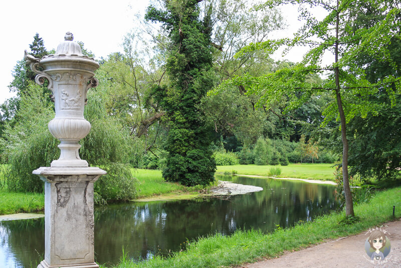 Schlosspark Sanssouci in Potsdam