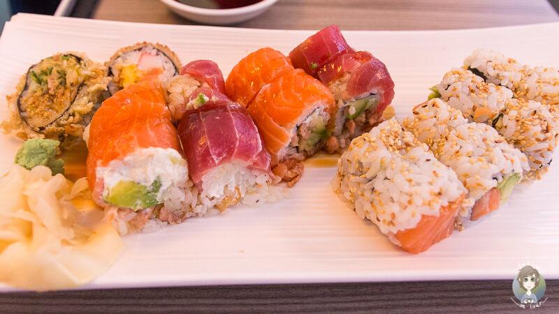 Lecker Sushi essen in Köln bei Sweet Sushi