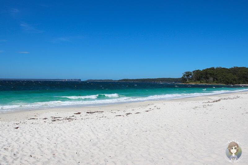 Iluka Beach Booderee National Park, Australien