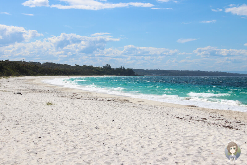 Iluka Beach Booderee National Park, NSW