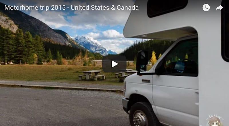 Youtube Video Roadtrip Nordamerika