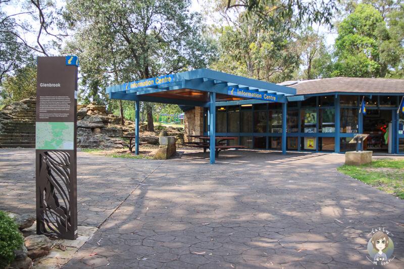 Das Glenbrook Visitor Center
