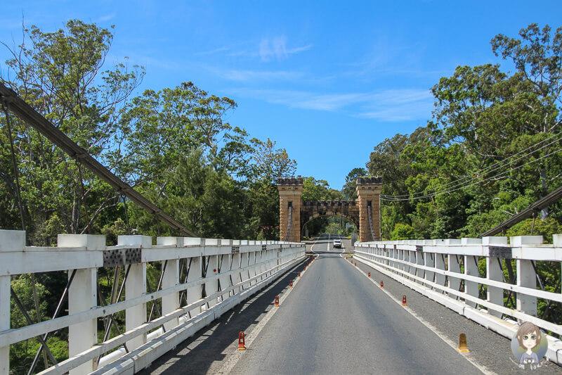 Hampden Bridge, Kangaroo Valley, NSW