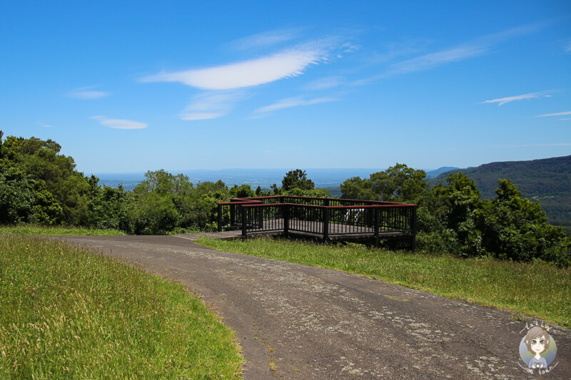 Rotary Lookout in Kiama