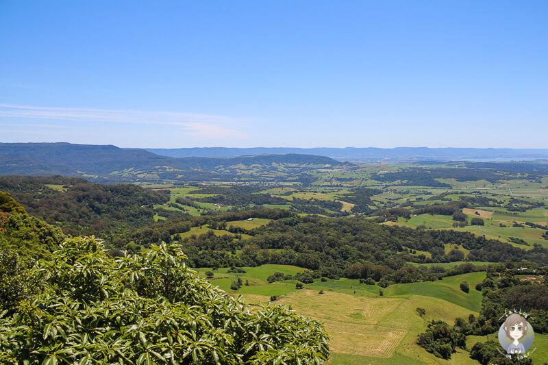 Saddleback Lookout in Kiama, NSW