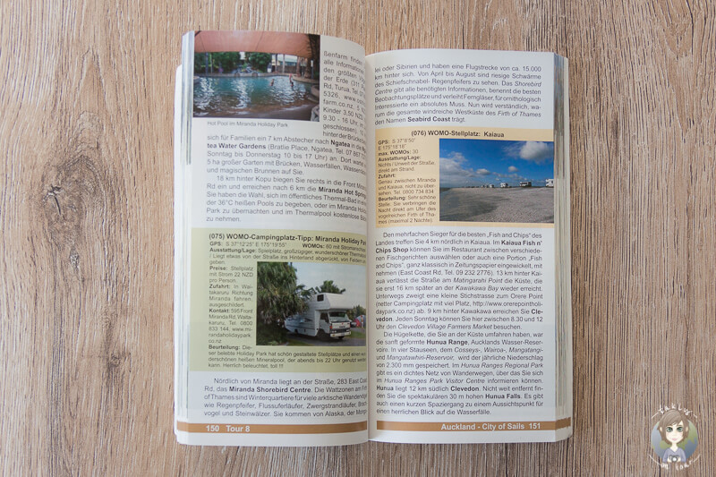 Wohnmobil Neuseeland Reiseführer