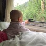 Was du mit einem Baby im Wohnmobil beachten musst
