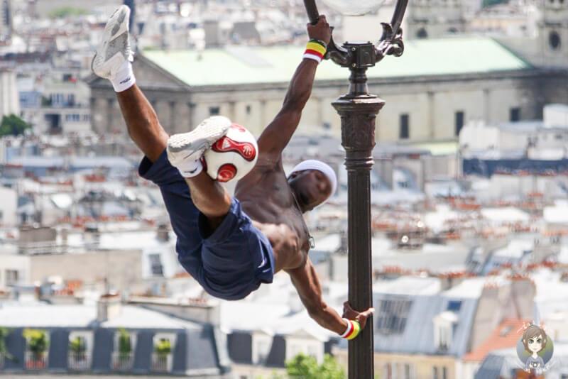 Akrobat Montmartre