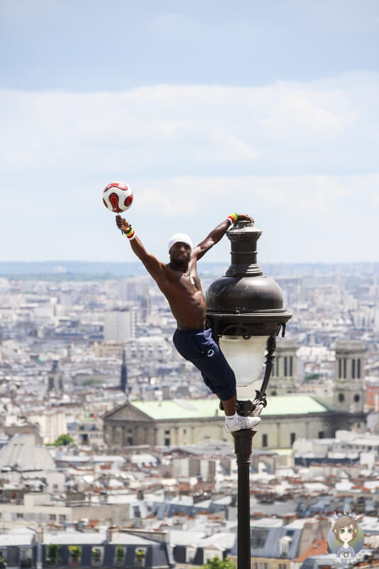 Akrobat Paris