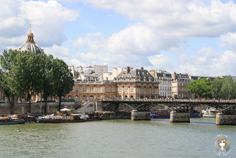 Bruecke Seine Paris