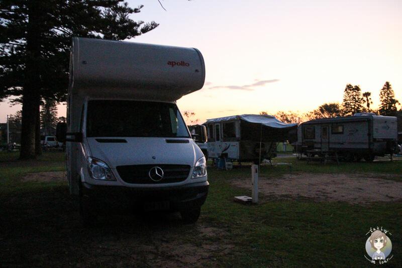 Campingplatz Sydney
