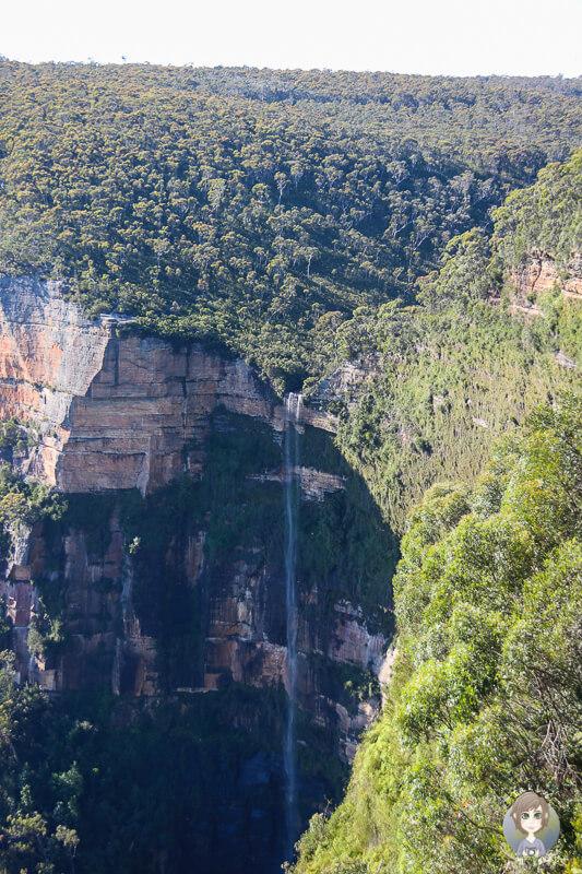 Govetts Leap Falls Australien