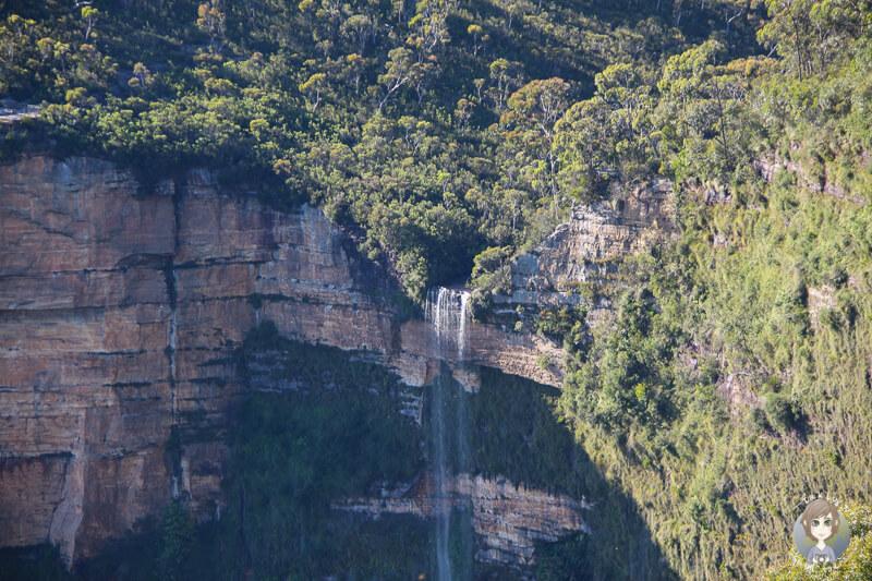 Govetts Leap Falls Blue Mountains