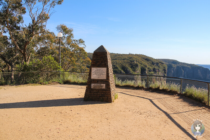 Govetts Leap Lookout Blue Mountains
