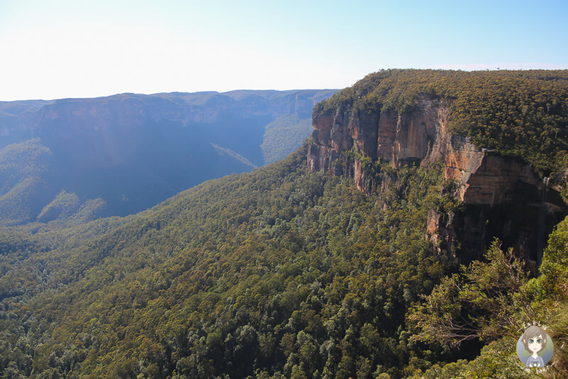 Govetts Leap Viewpoint